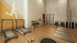 Mj- Apartamento 32m, Acabamento da Moura Doubeux, no Bairro Parnamirim Andar Alto!