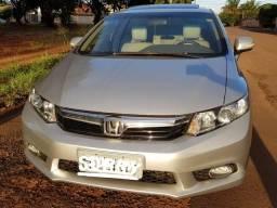 Honda Civic exr 2.0 flexone - 2014
