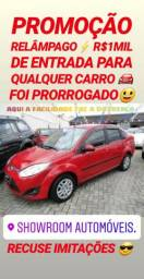 Recuse IMITAÇÕES! R$1MIL DE ENTRADA SÓ NA SHOWROOM AUTOMÓVEIS(FIESTA SEDAN 2013) - 2013