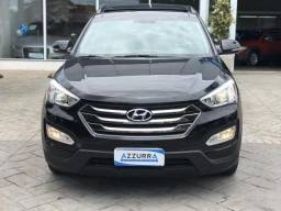 Hyundai santa fé 3.3 mpfi 4x4 7 lugares v6 270cv gasolina 4p automático 2016 - 2016