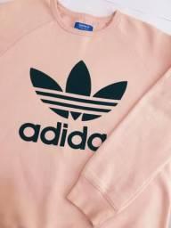 Moletom Adidas Trefoil