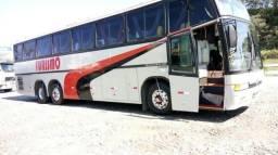 Ônibus rodoviário GV1150 Mercedes e GV1000 B10M volvo
