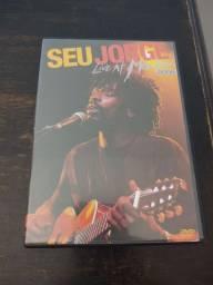 Dvd Seu Jorge Original