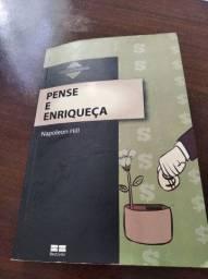 Livro Pense e Enriqueça ( usado )