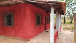 Casa na ilha do mangabal represa de tres marias