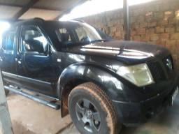 Camioneta frontieer 2010