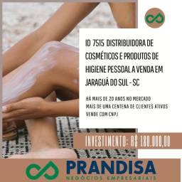 7515 Distribuidora de produtos de higiene pessoal e cosméticos