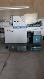 Impressora off-set Roland 202