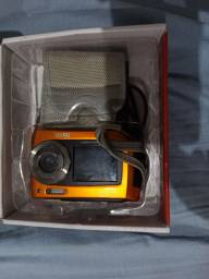 Câmera digital a prova dágua