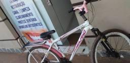 Vendo uma bicicleta baike pouco uso