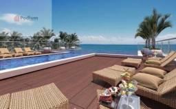 Apartamento à venda com 1 dormitórios em Manaíra, João pessoa cod:33602