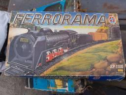 Ferrorama Estrela modelo xp 1100 na caixa