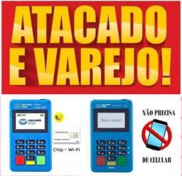 Venda em Atacado - Maquininha de cartão de crédito e débito!