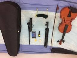 Violino usado Cremona completo