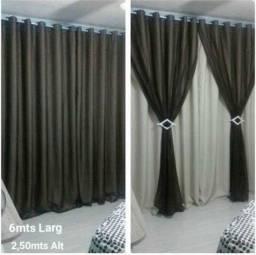 Lindas cortinas