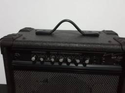 Amplificador Americano Crate Gx-15 - Guitarra