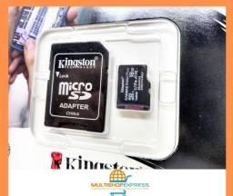 Cartão de Memória Kingston 16GB Select Plus Original