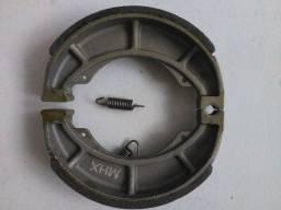 Sapata de freio traseiro Yes/Intruder/Apache