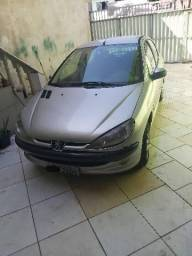 Peugeot 206 1.4 completo  - 2006