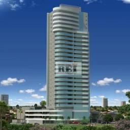 Apartamento com 3 dormitórios à venda, 210 m² por R$ 1.700.000,00 - Parque Solar do Agrest