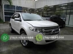 Ford Edge 35 Limited Awd V6 24v Gasolina 4p Automático-2013 - 2013