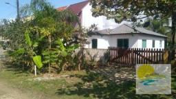 Casa com 3 dormitórios à venda, 100 m² por R$ 180.000,00 - Sai Mirim - Itapoá/SC CA0493
