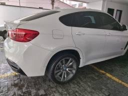 BMW X6 Branca zerada. Nave impecável
