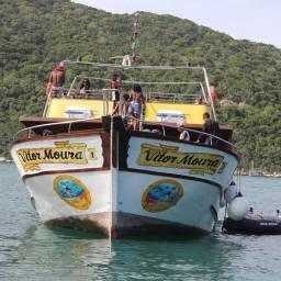 Vendo Barco de dois andares whatsapp *