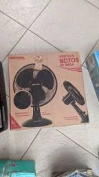 Ventiladores novos, na caixa !