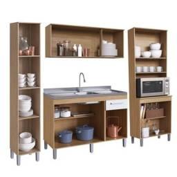 Cozinha modulada completa novaaaa