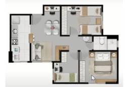 3 quartos - Primeiro Imóvel - MCMV