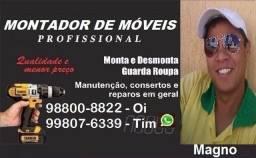 Montador de Móveis Profissional - Natal & Região