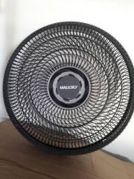 Proteção ventilador malory 40cm frente e fundo 25