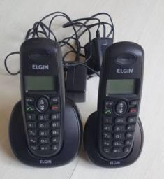 Telefone Elgin 1 ramal