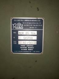 Prensa excêntrica 85 toneladas real