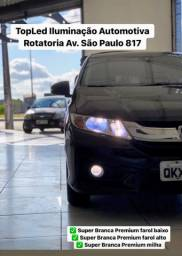 Super branca Honda City