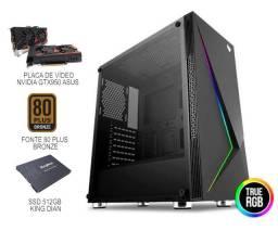 PC Gamer novo Core i5 8GB 512gb SSD gtx 950 2gb