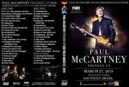 Paul McCartney - Freshen Up Tour São Paulo 27 março 2019 DVD