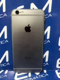 Disponível IPhone 6S 64GB Cinza - Seminovo - somos loja física