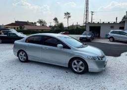 Honda Civic LXS 1.8 Flex 16V Manual