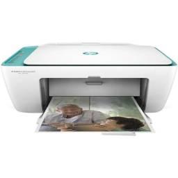 Impressora Multifuncional HP Deskjet Ink Advantage 2676 All in One, Wi-Fi, USB - Bivolt