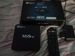 TV Box 100% funcionando