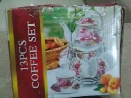 Conjunto de chá (coffee set)