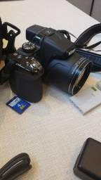 Câmera Fotográfica Nikon P520 Coolpix