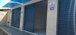 Maraponga Sala Comercial Novo 35m², Piso em Cerâmica, 1 WC Social. (Cód.1240)