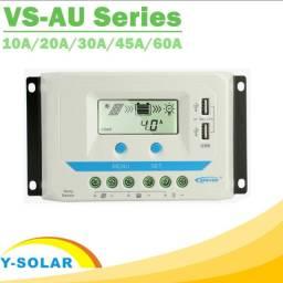 Controlador De Carga Para Painel Solar Epever 60a 12v 24v