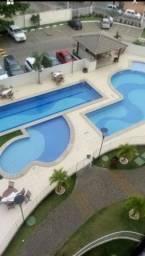 Alugo apartamento 2/4 suíte e varanda| Morada Real,Centro - R$1.536,00 com taxas