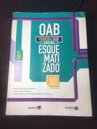 Livro Esquematizado OAB
