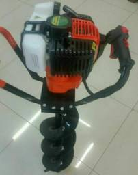 Perfurador de solo 52 cc