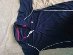 Camisas Lacoste e Fila original tamanho(P)